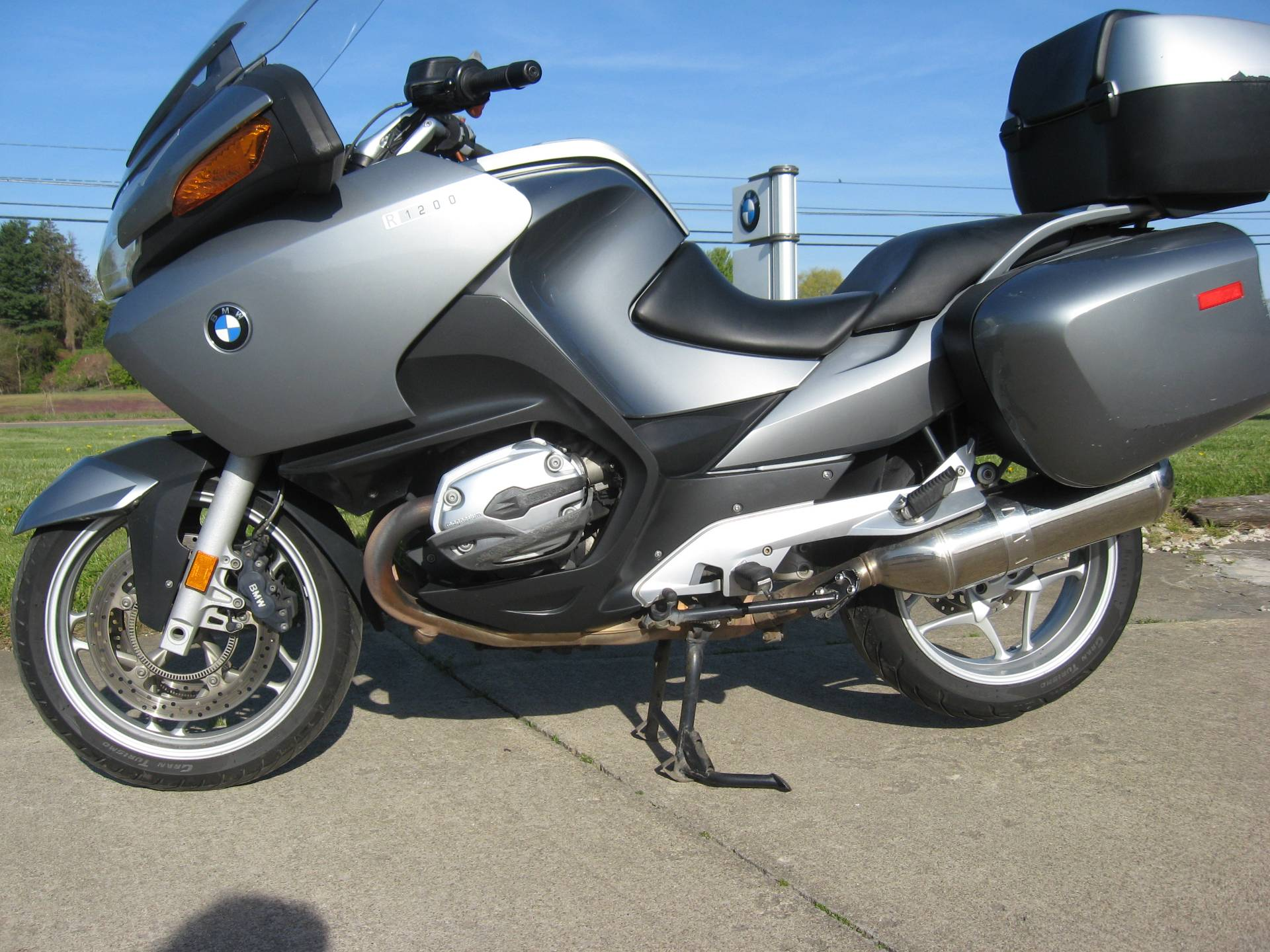 2005 BMW R1200RT in New Philadelphia, Ohio - Photo 4
