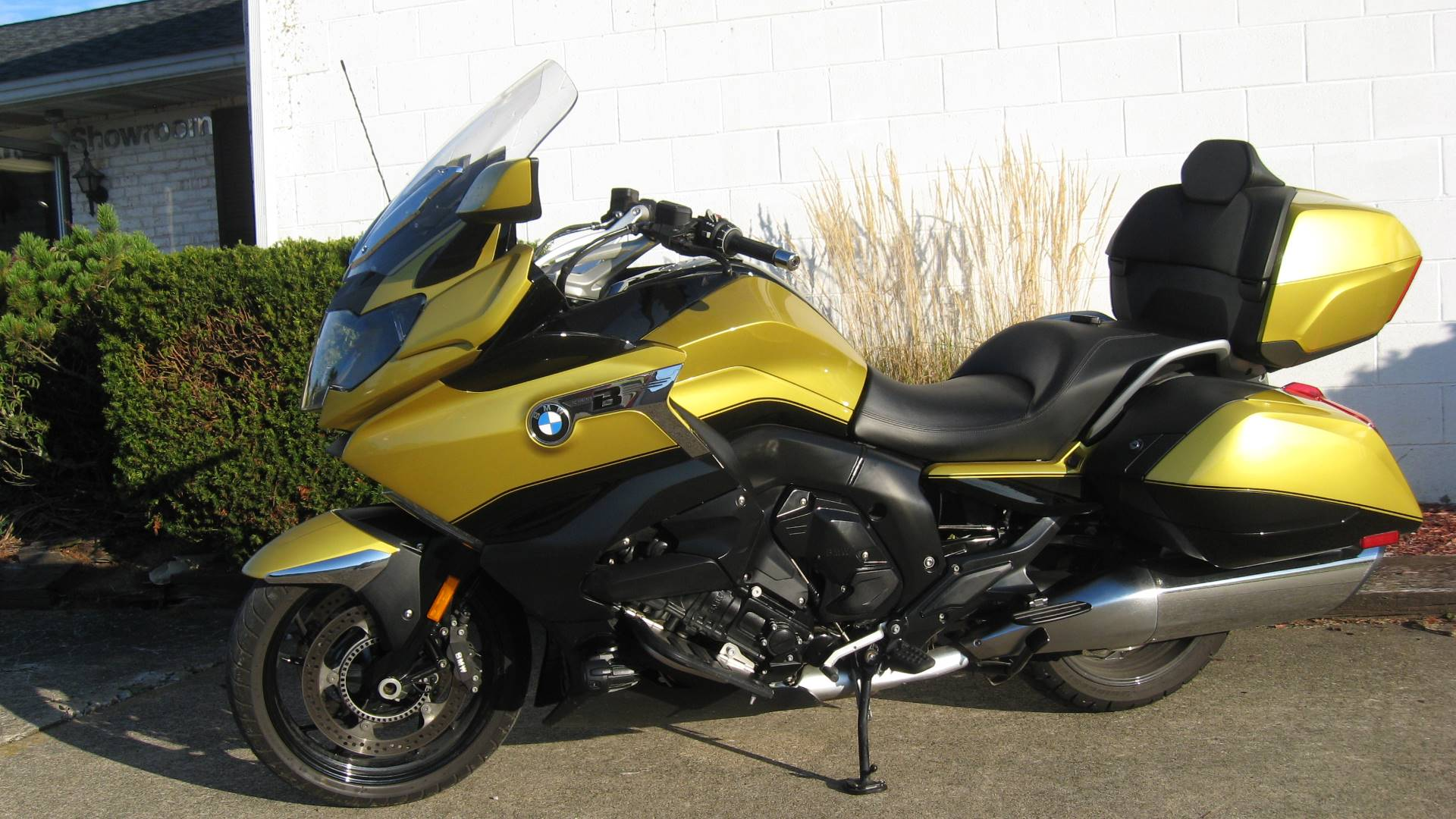 2018 BMW K1600B Grand America in New Philadelphia, Ohio - Photo 1