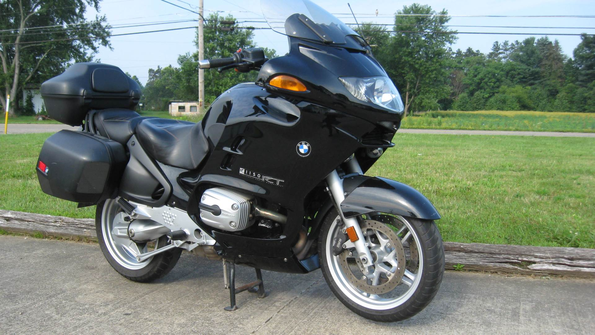 2004 BMW R1150RT in New Philadelphia, Ohio