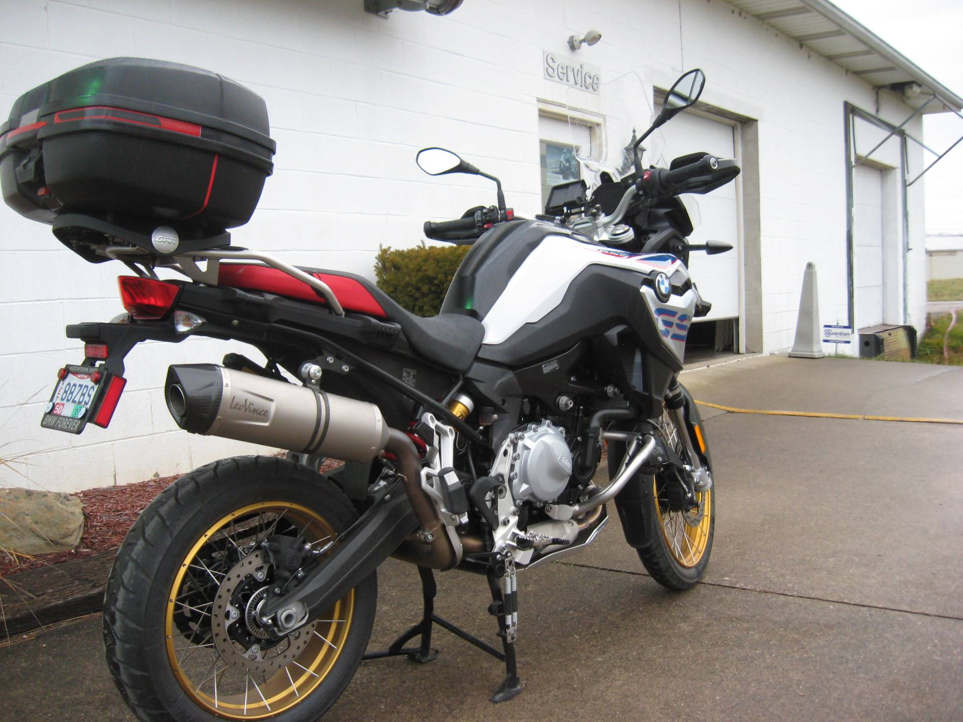 2019 BMW F850GS in New Philadelphia, Ohio - Photo 2