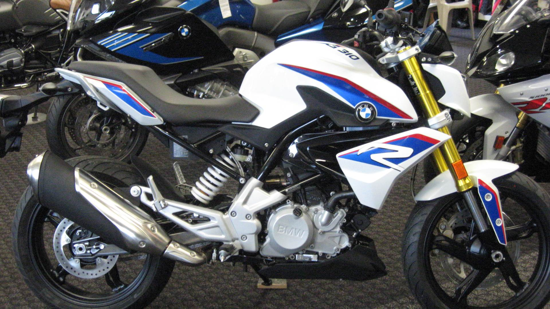 2018 BMW G310R in New Philadelphia, Ohio