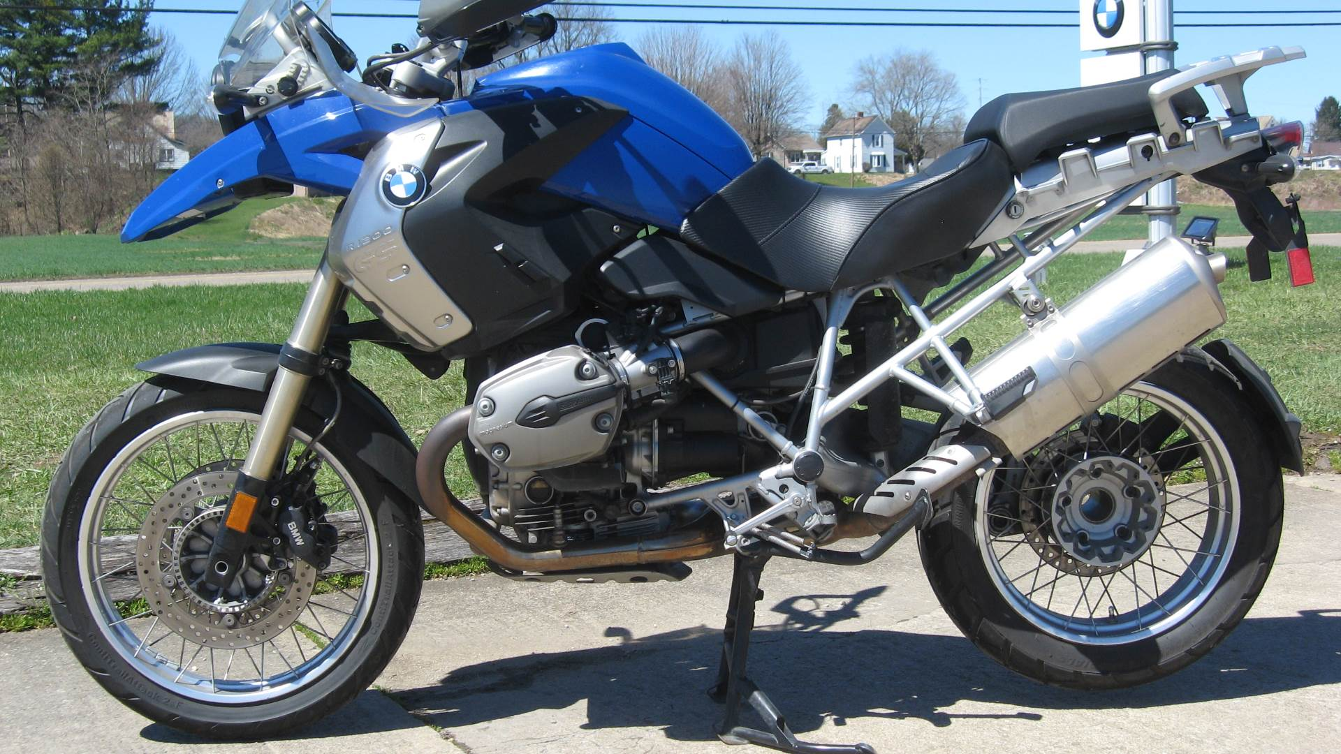2008 BMW R1200GS in New Philadelphia, Ohio - Photo 1