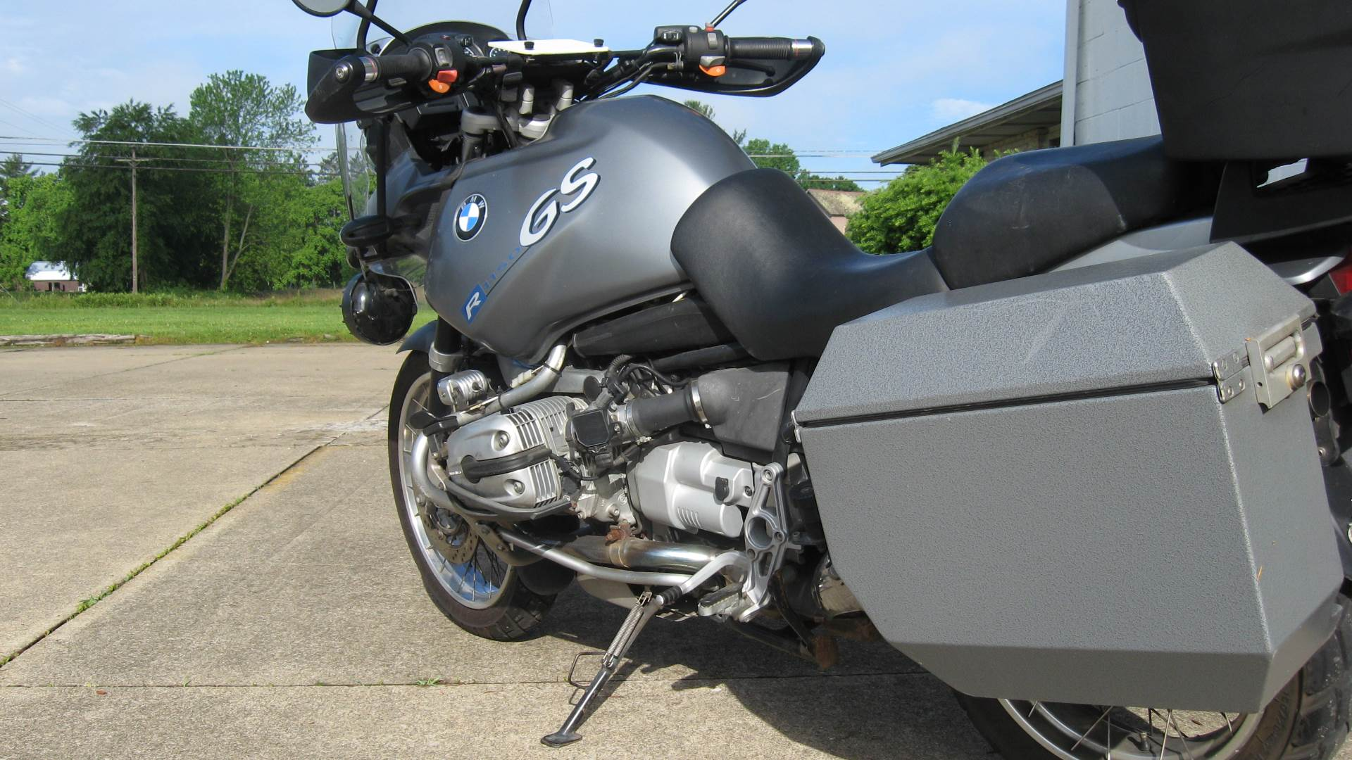 2004 BMW R1150GS in New Philadelphia, Ohio - Photo 4