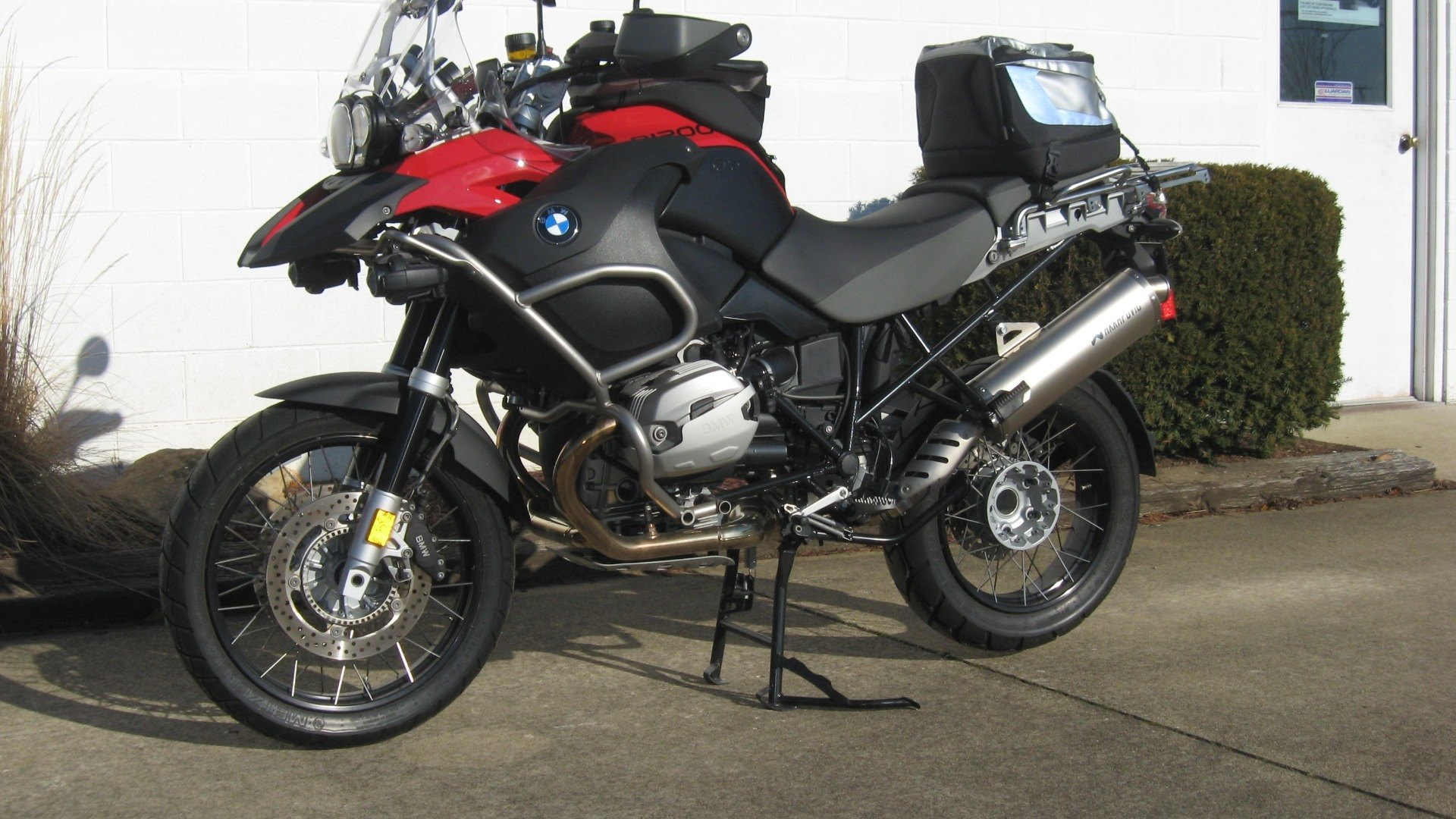 2012 BMW R1200GSA in New Philadelphia, Ohio