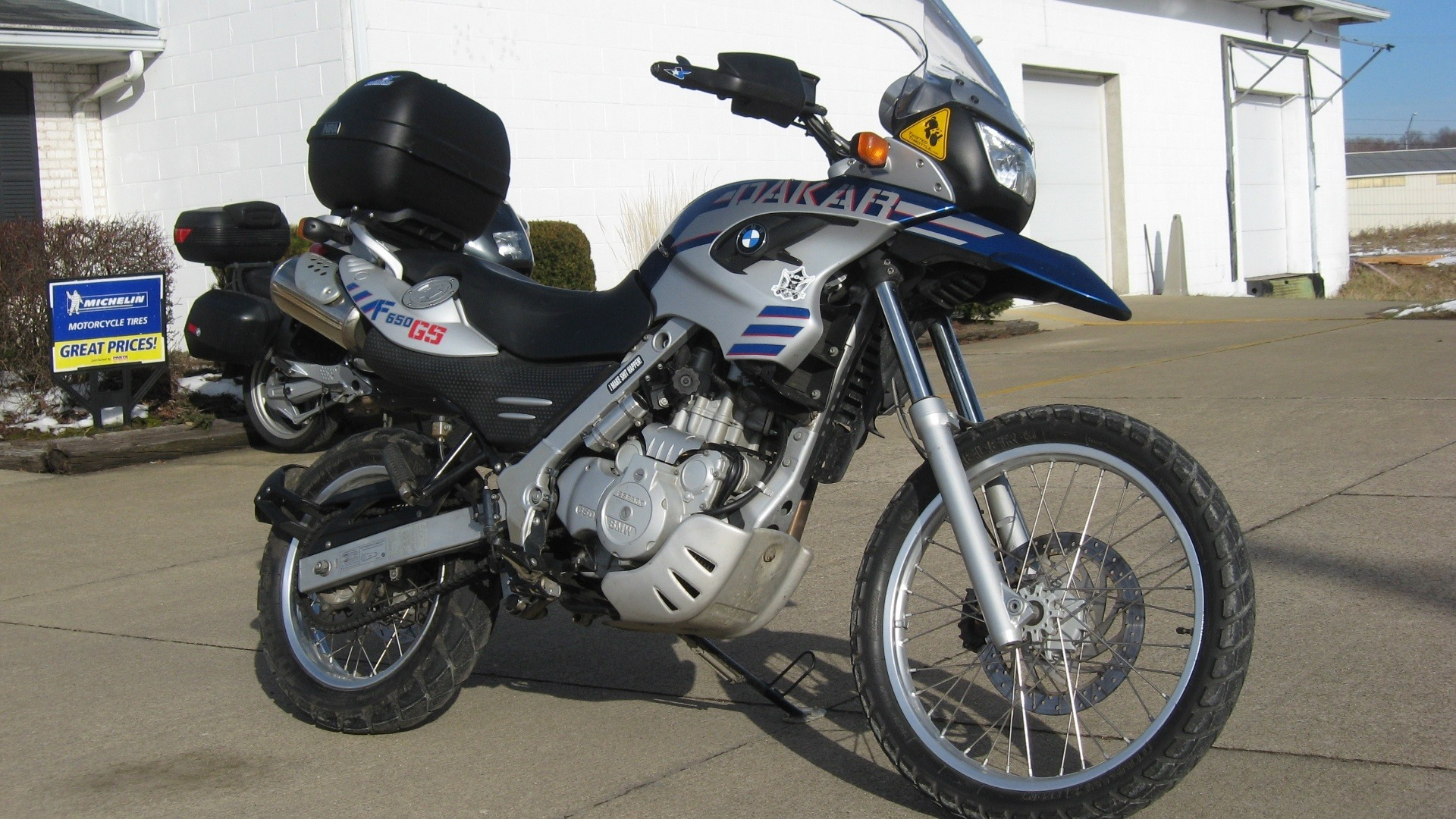 2005 BMW F650GS Dakar in New Philadelphia, Ohio - Photo 3
