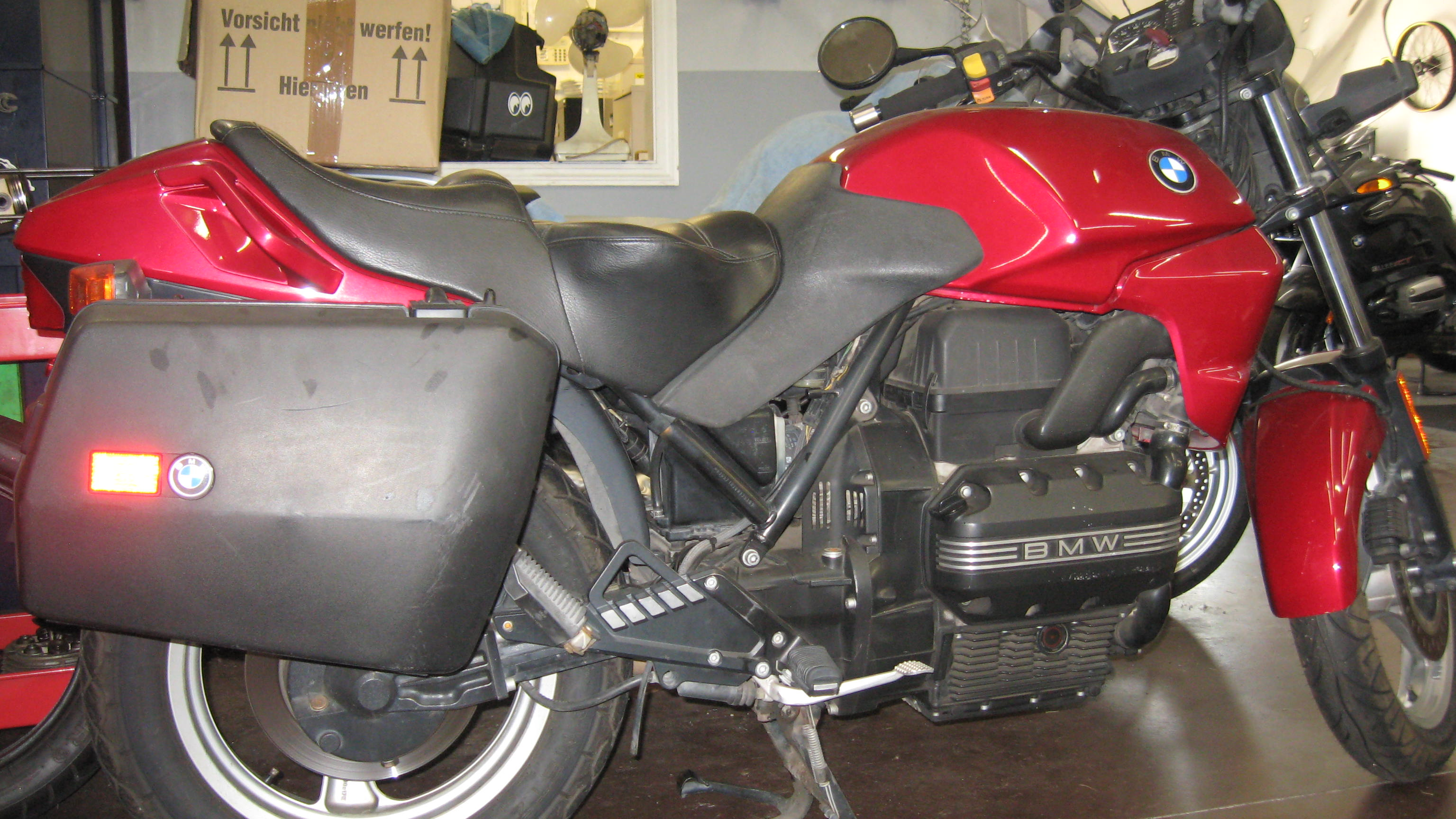 1994 BMW K75 in New Philadelphia, Ohio - Photo 2