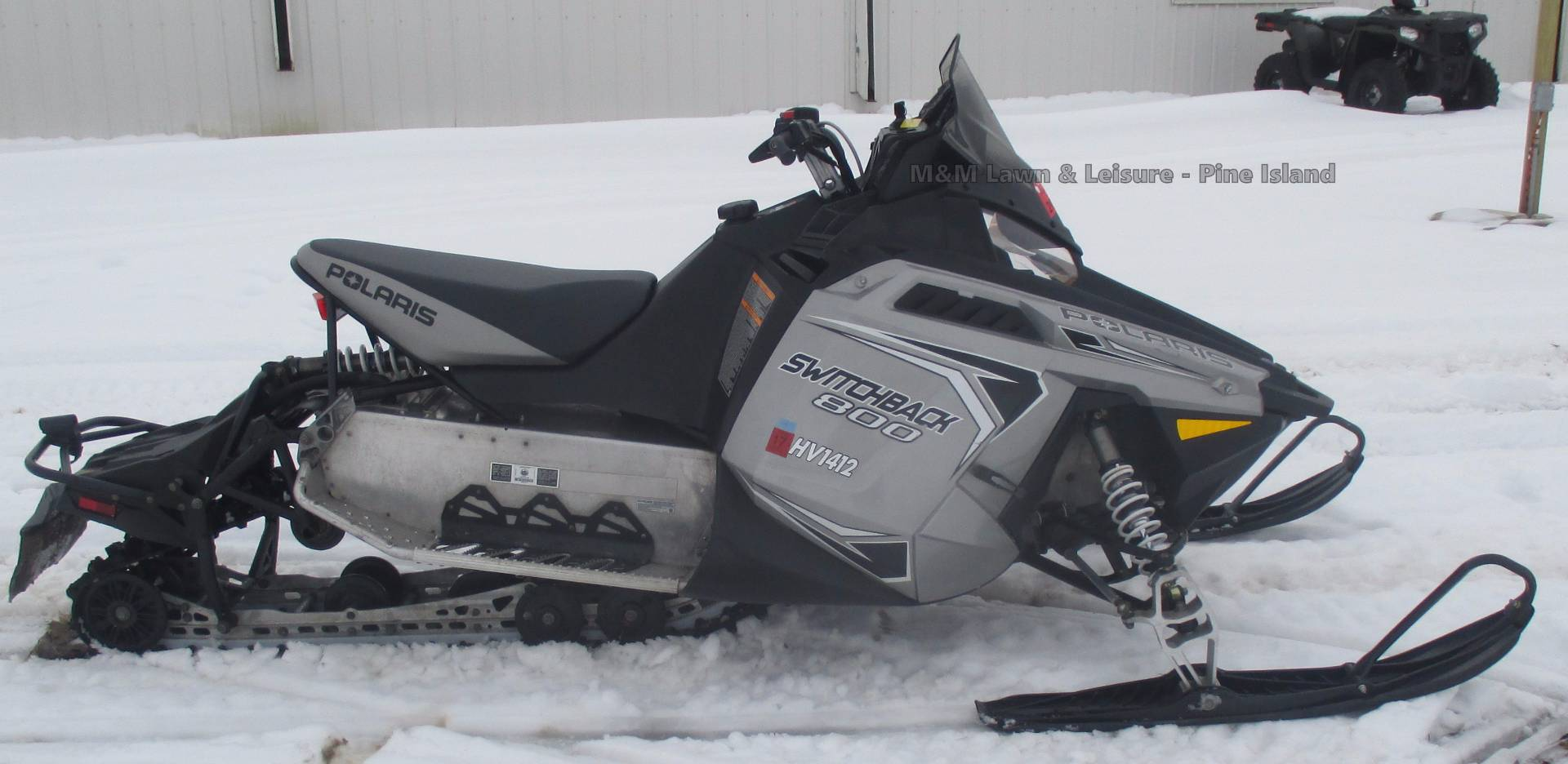 2012 Polaris 800 Switchback ES for sale 4237