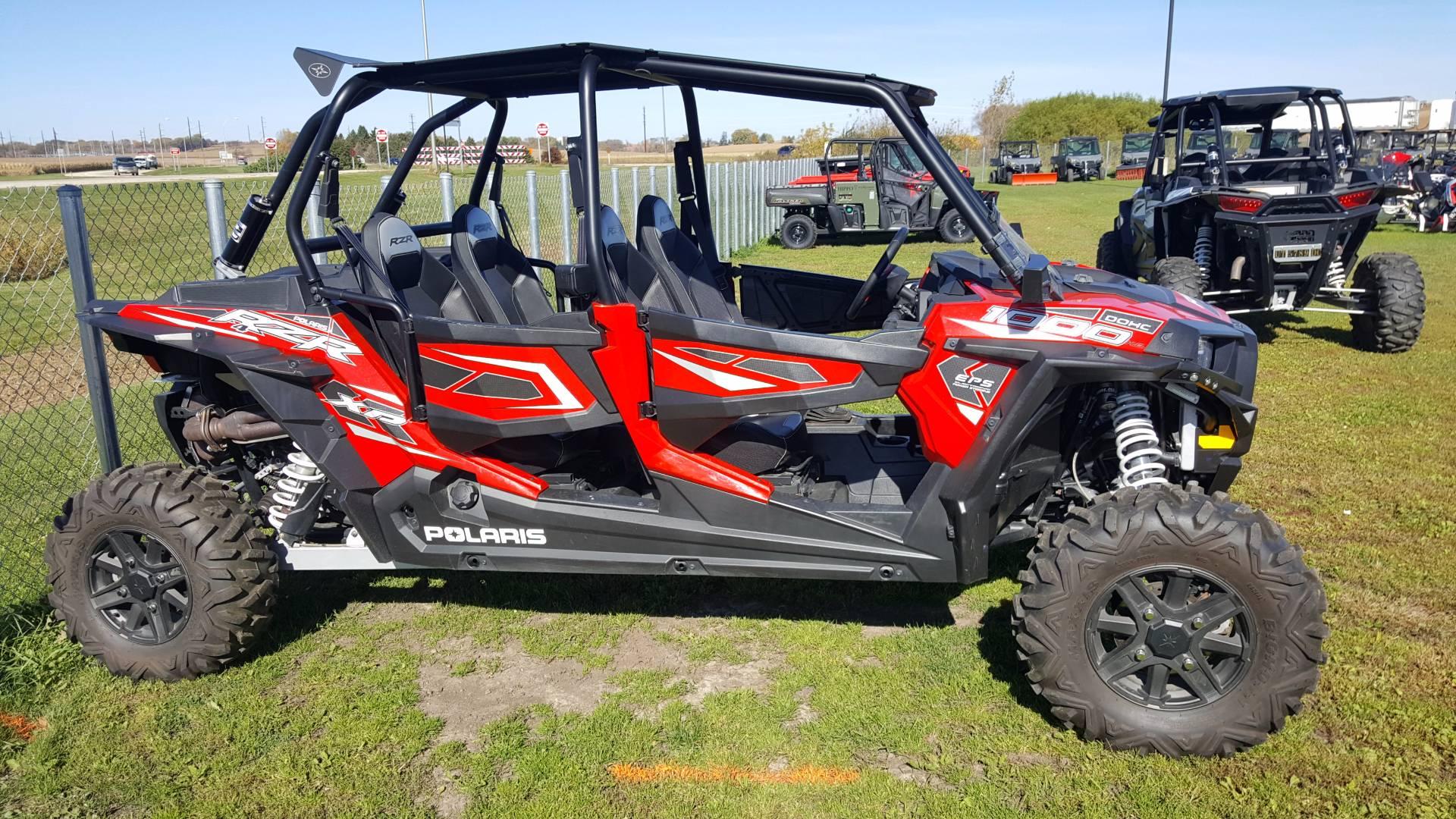 2015 Polaris RZR XP 4 1000 EPS for sale 76201