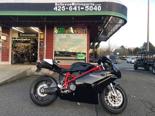 2006 Ducati Superbike 749s in Bellevue, Washington - Photo 1