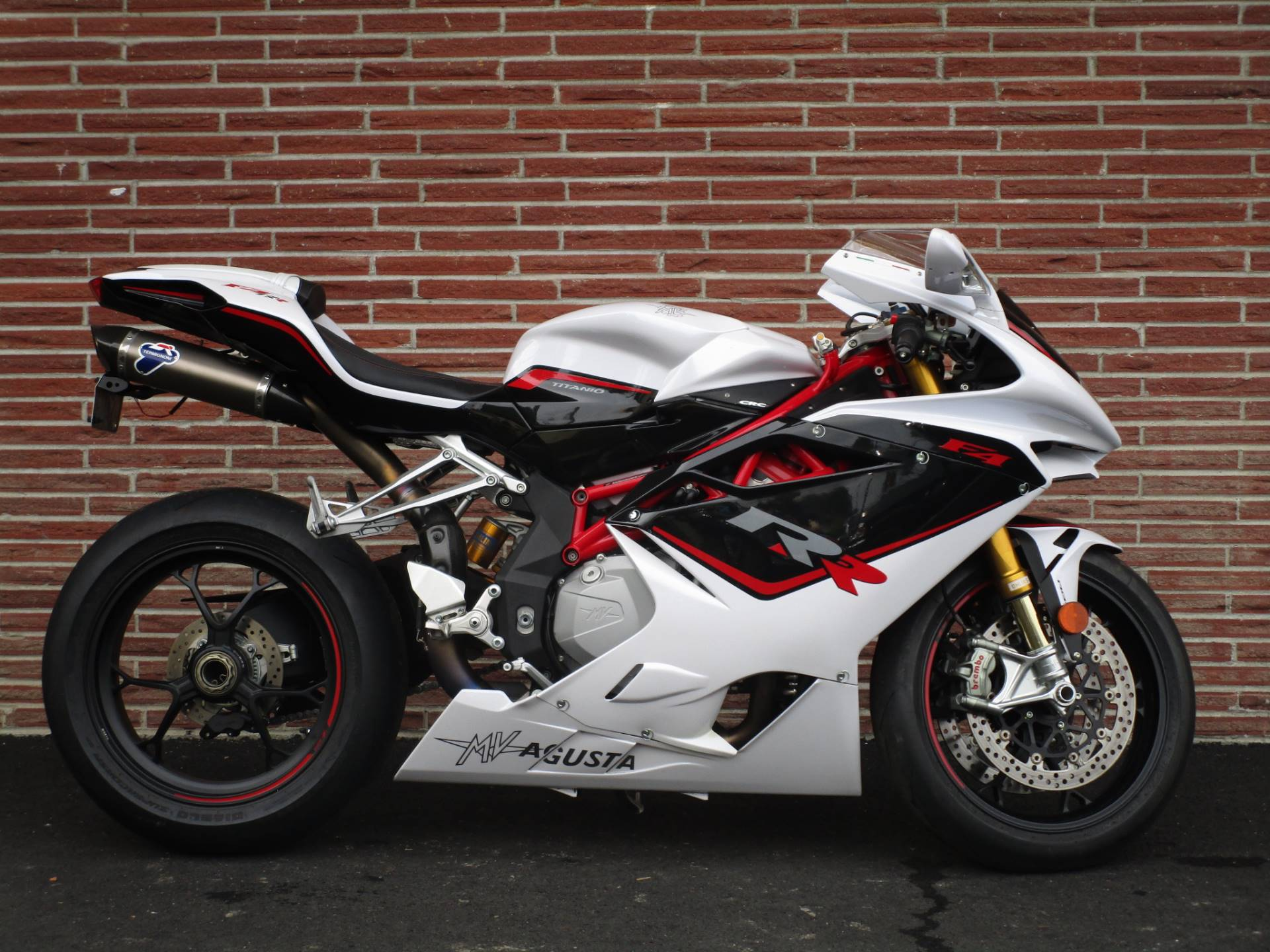 2016 MV Agusta F4 RR in Bellevue, Washington - Photo 1