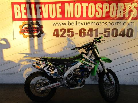 2014 Kawasaki KX™450F in Bellevue, Washington