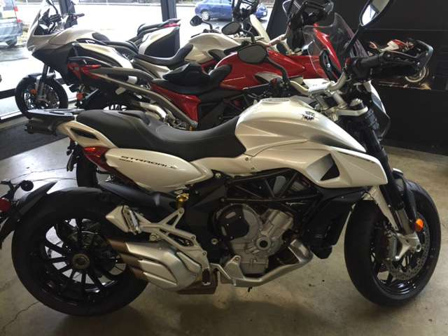 2015 MV Agusta Stradale 800 ABS in Bellevue, Washington