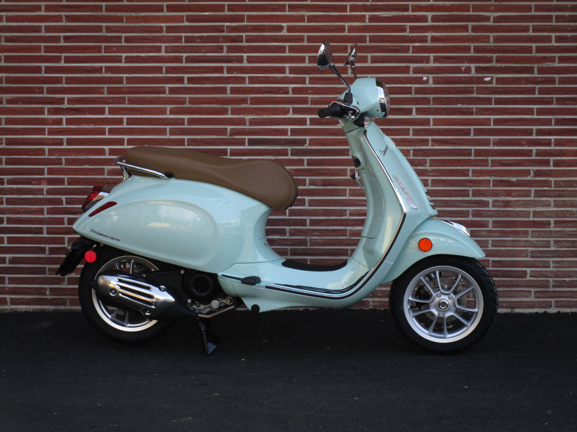 2020 Vespa Primavera 50 in Bellevue, Washington - Photo 1
