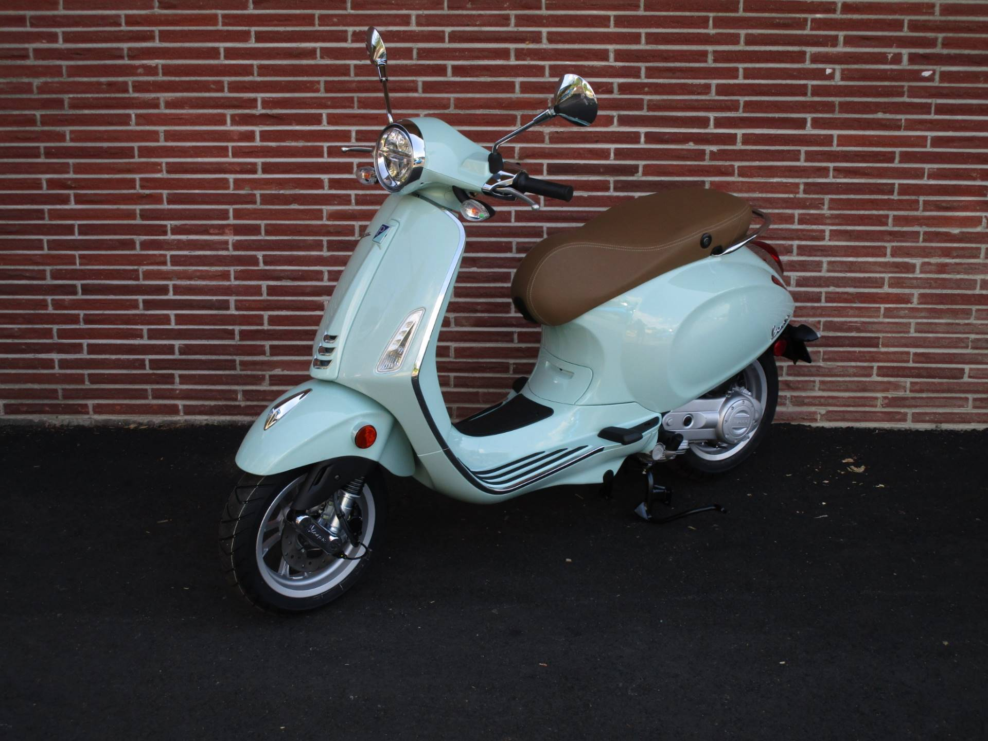 2020 Vespa Primavera 50 in Bellevue, Washington - Photo 4