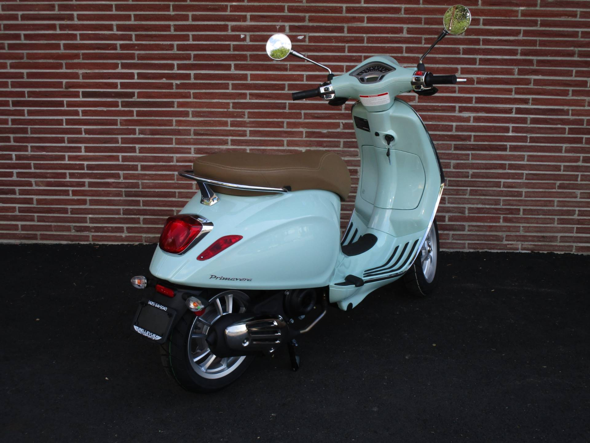 2020 Vespa Primavera 50 in Bellevue, Washington - Photo 8