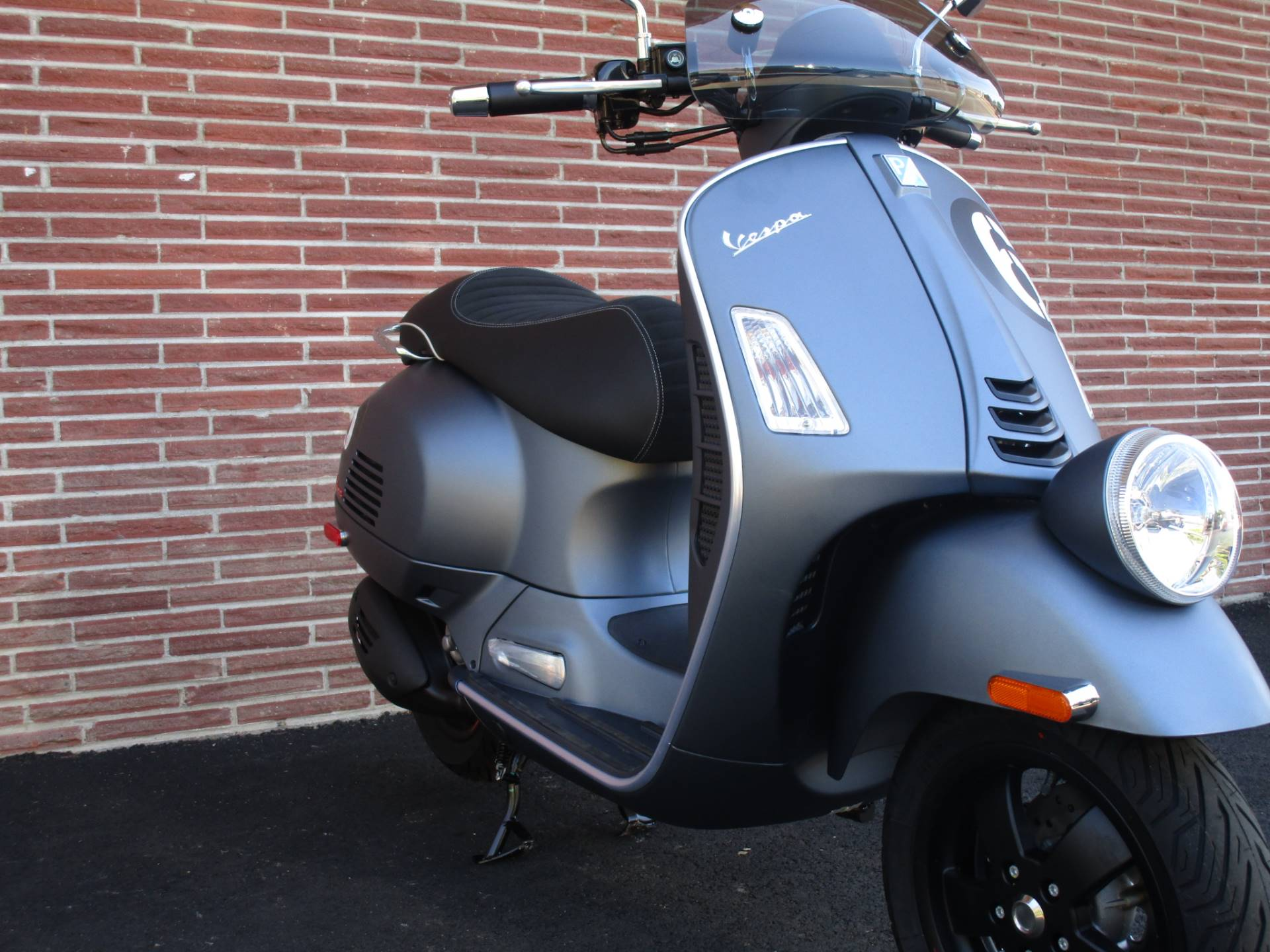 2020 Vespa Sei Giorni 300 in Bellevue, Washington - Photo 3