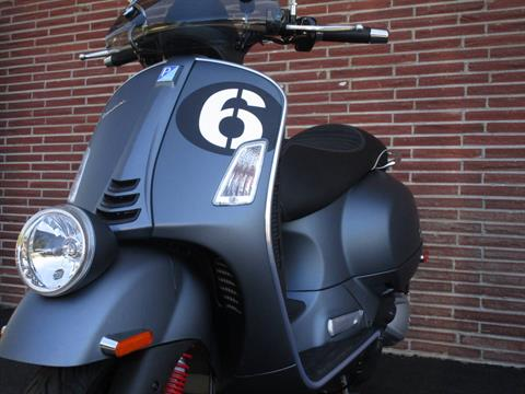 2020 Vespa Sei Giorni 300 in Bellevue, Washington - Photo 4