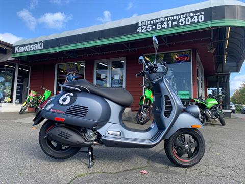 2020 Vespa Sei Giorni 300 HPE in Bellevue, Washington - Photo 1