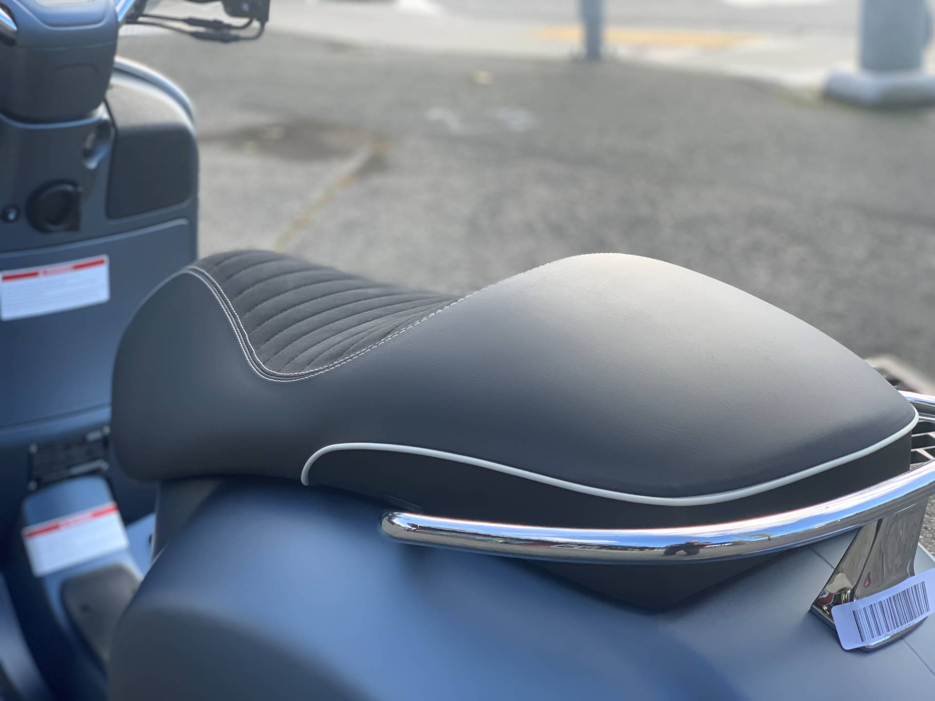 2020 Vespa Sei Giorni 300 HPE in Bellevue, Washington - Photo 6