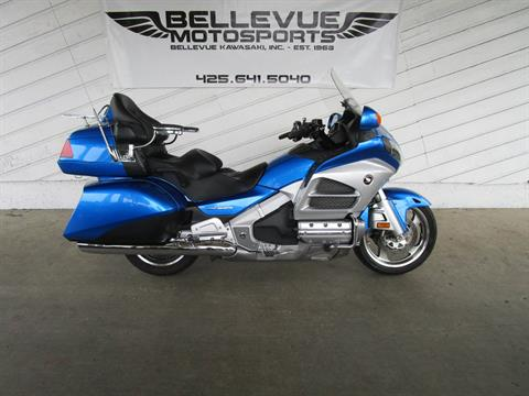 2013 Honda Gold Wing® ABS in Bellevue, Washington