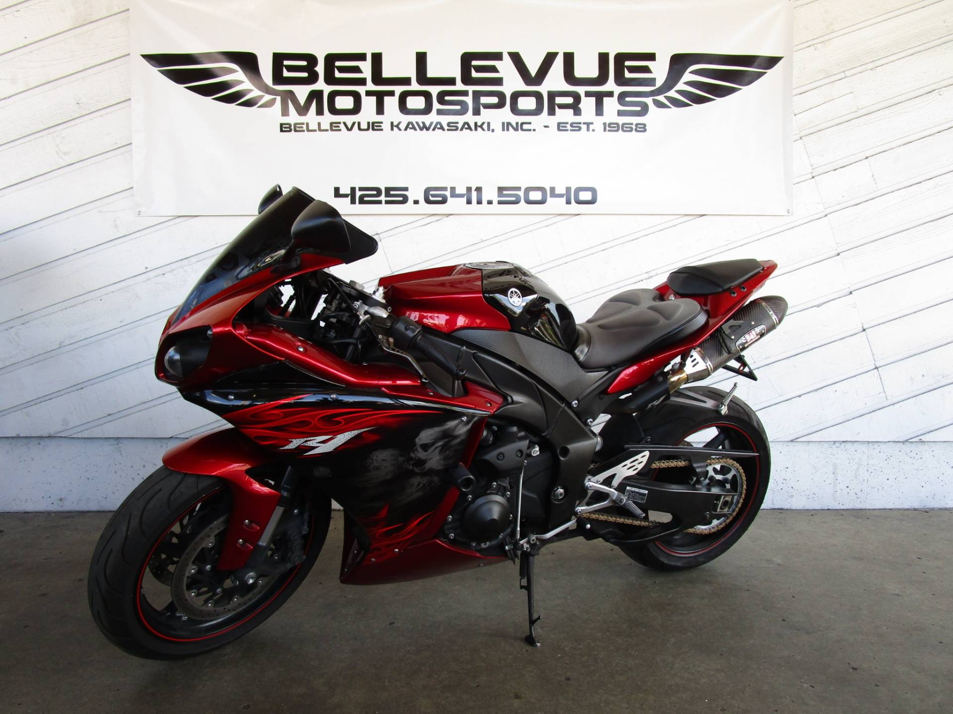 2011 Yamaha YZF-R1 in Bellevue, Washington - Photo 1
