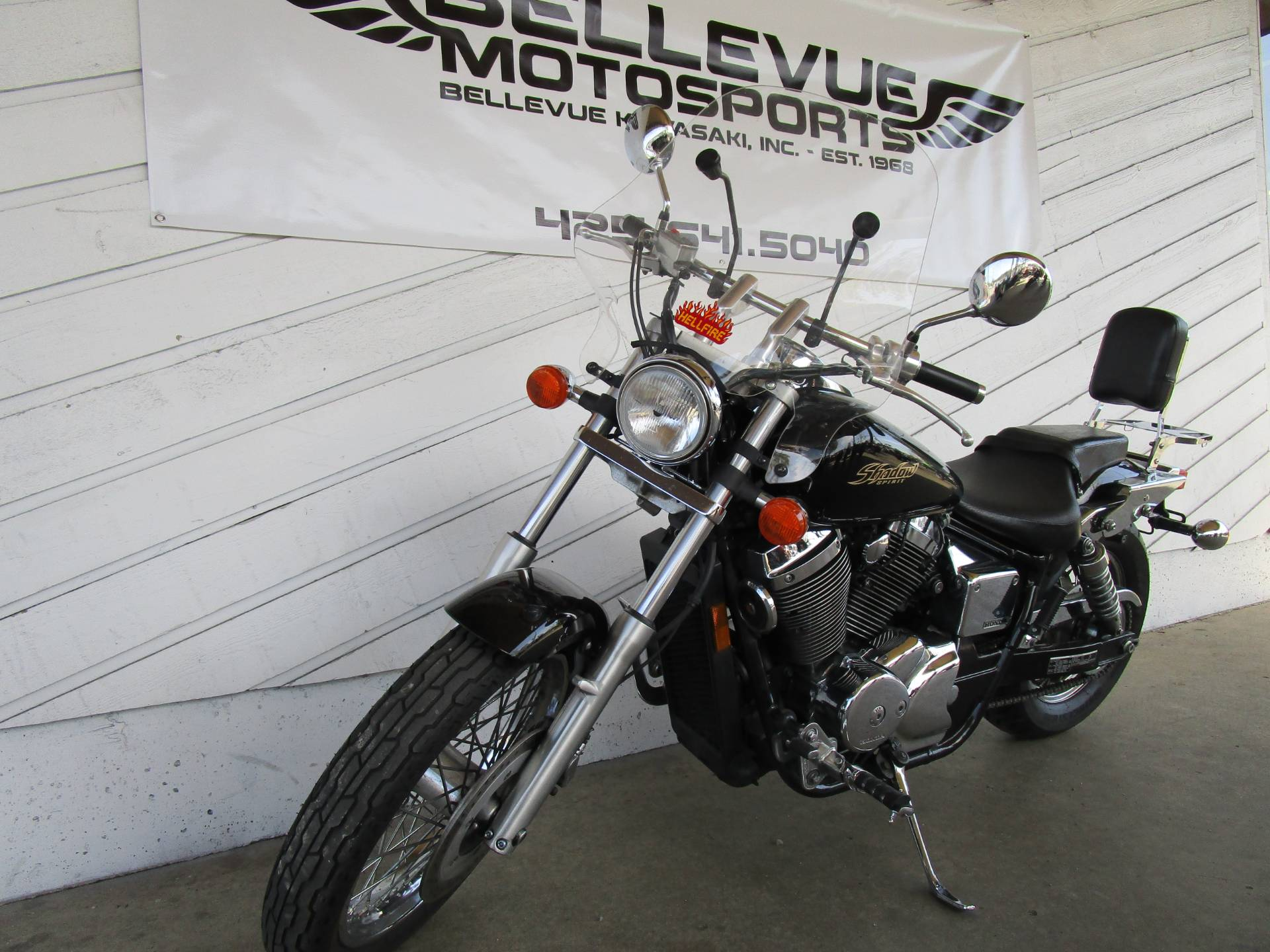 2003 Honda Shadow Spirit 750 in Bellevue, Washington