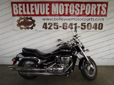 2014 Suzuki Boulevard M50 in Bellevue, Washington