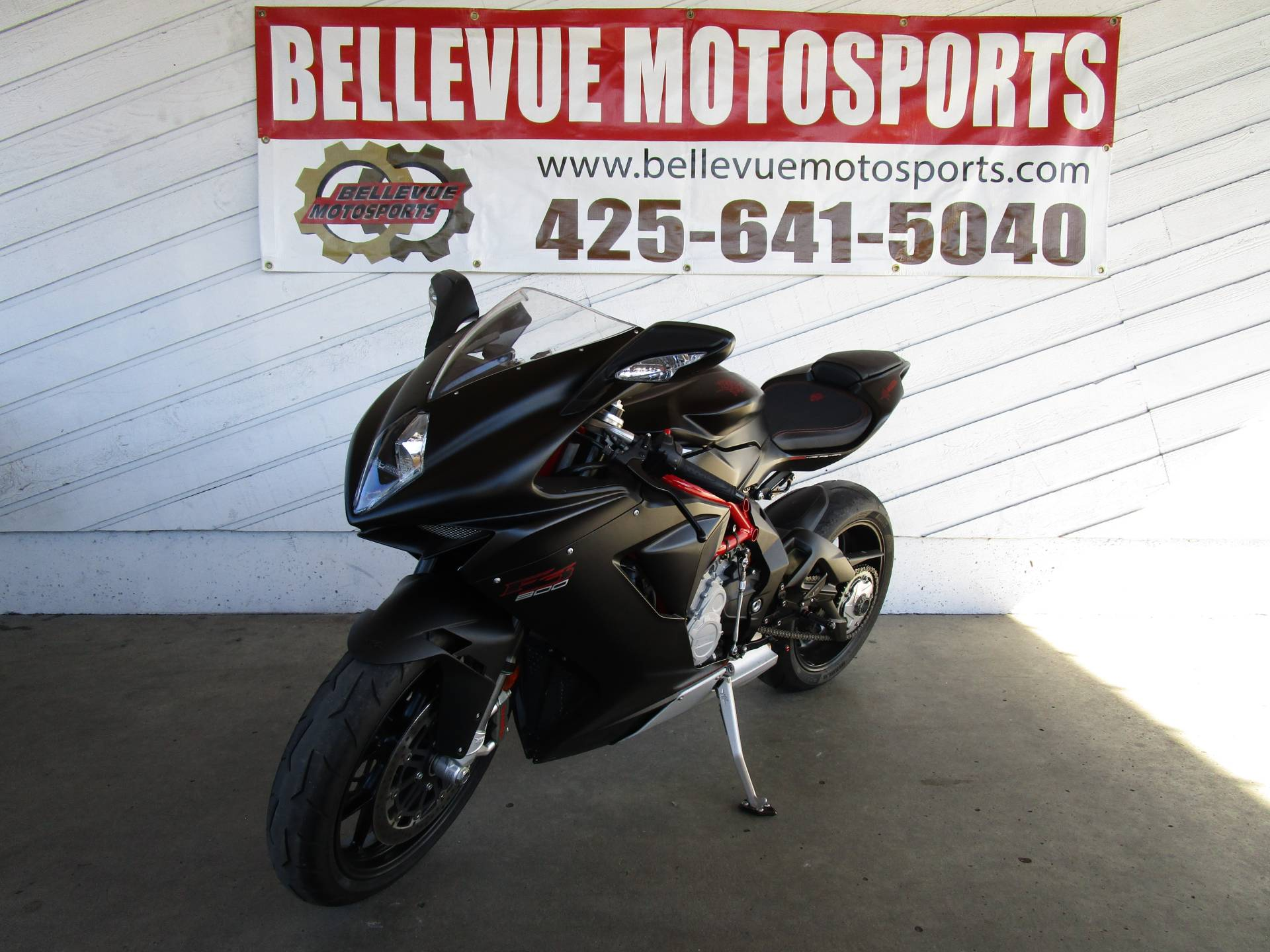 2014 MV Agusta F3 800 EAS in Bellevue, Washington