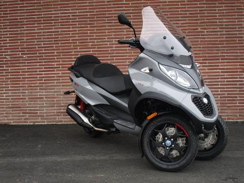 2019 Piaggio MP3 Sport 500 HPE in Bellevue, Washington - Photo 1