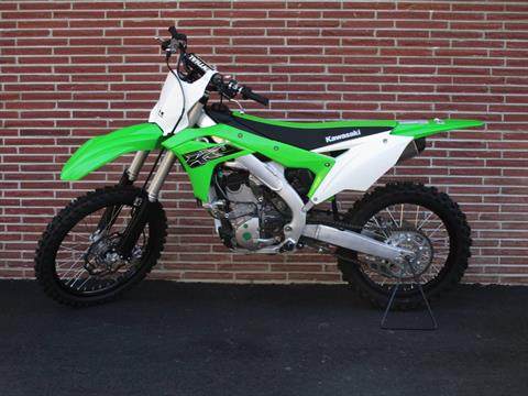 2019 Kawasaki KX 250 in Bellevue, Washington - Photo 1