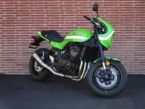 2019 Kawasaki Z900RS Cafe in Bellevue, Washington - Photo 2