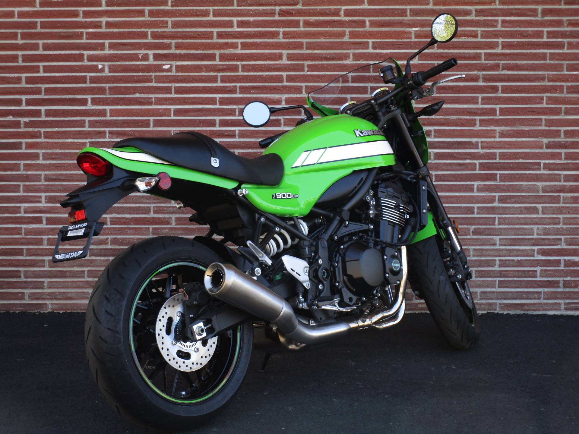 2019 Kawasaki Z900RS Cafe in Bellevue, Washington - Photo 7