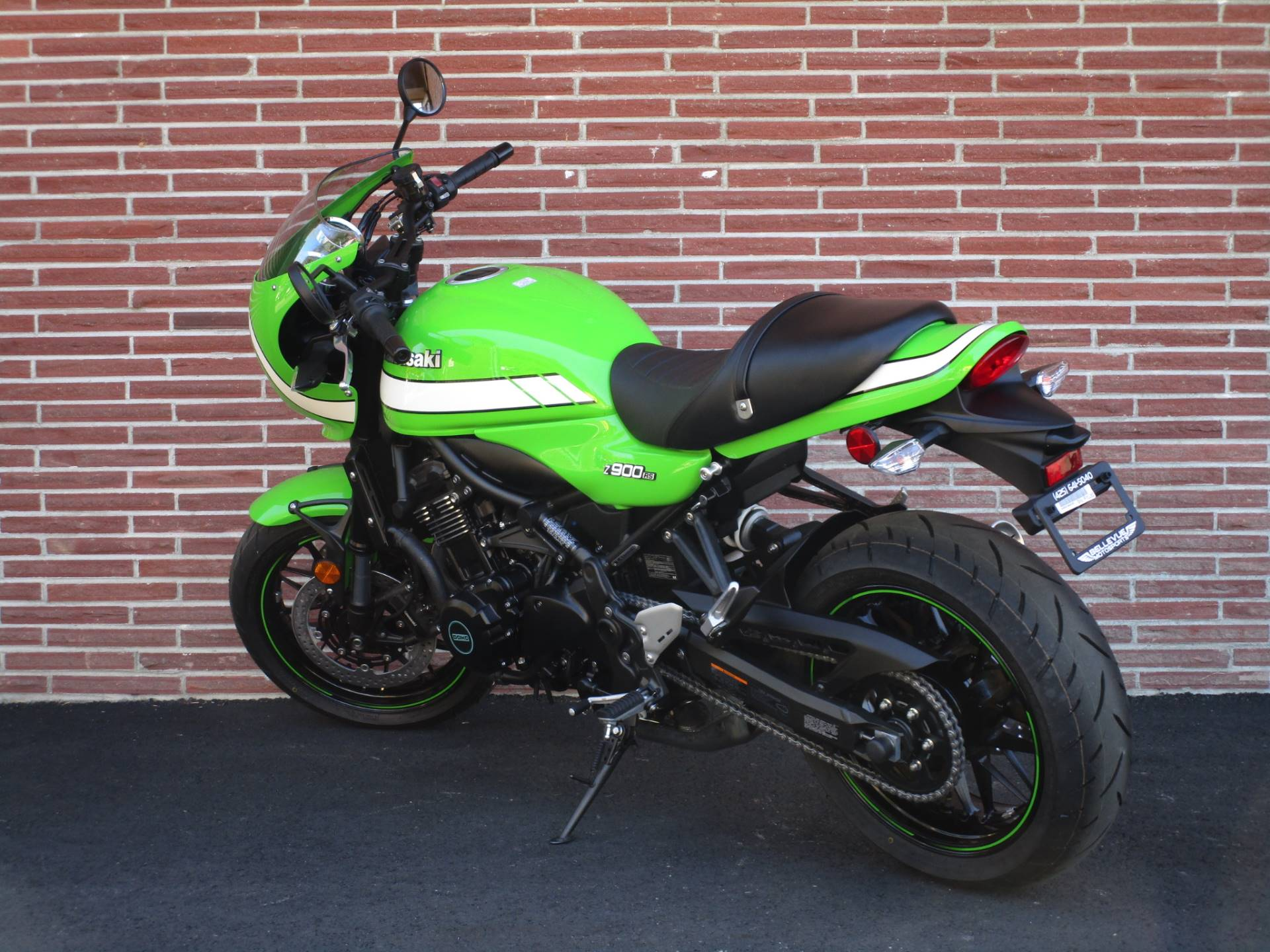 2019 Kawasaki Z900RS Cafe in Bellevue, Washington - Photo 8
