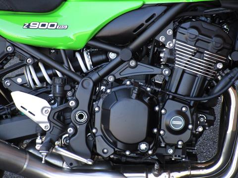 2019 Kawasaki Z900RS Cafe in Bellevue, Washington - Photo 5