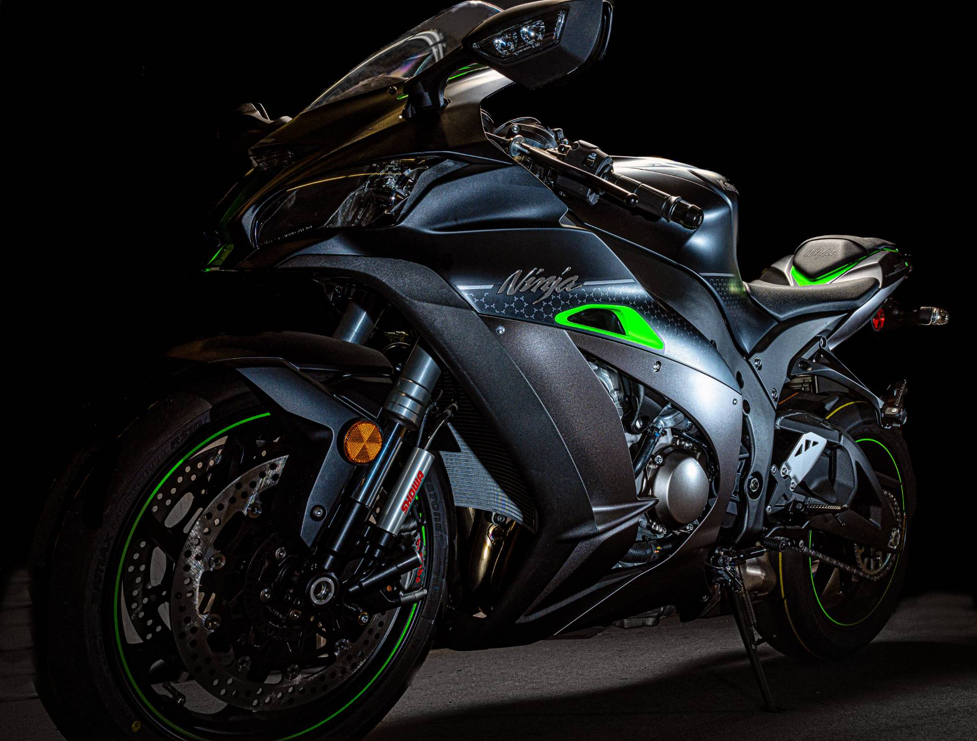 2018 Kawasaki Ninja ZX-10R SE in Bellevue, Washington - Photo 5