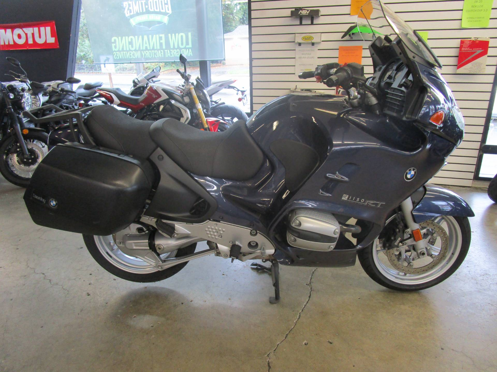 2002 BMW R 1150 RT in Bellevue, Washington - Photo 4