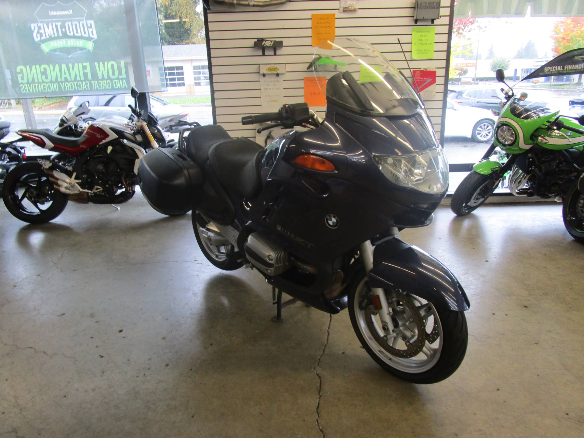 2002 BMW R 1150 RT in Bellevue, Washington - Photo 5
