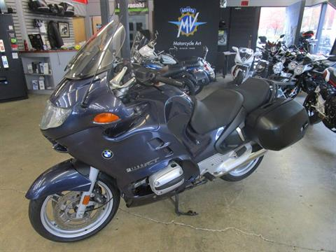 2002 BMW R 1150 RT in Bellevue, Washington - Photo 8