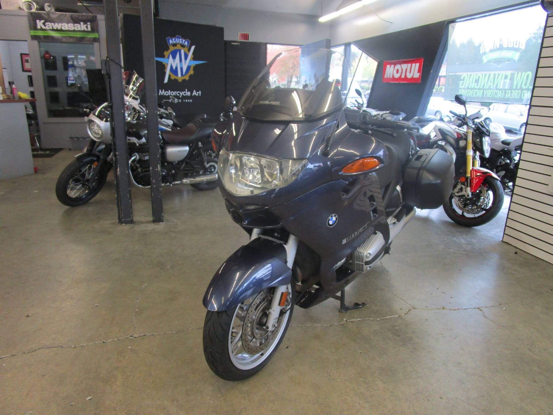 2002 BMW R 1150 RT in Bellevue, Washington - Photo 9