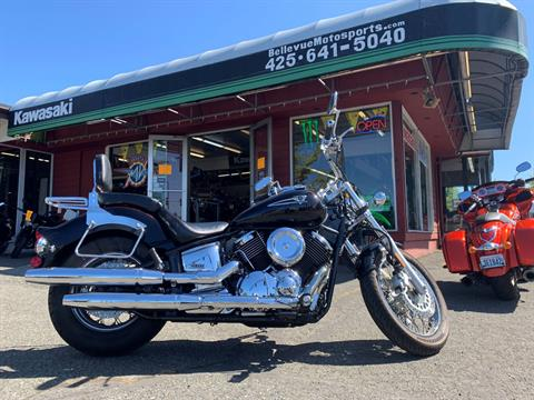 2004 Yamaha V Star® 1100 Custom in Bellevue, Washington - Photo 1
