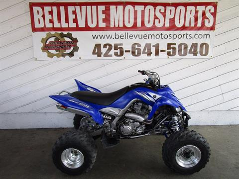2006 Yamaha Raptor 700R in Bellevue, Washington