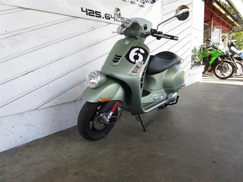 2018 Vespa Sei Giorni 300 in Bellevue, Washington