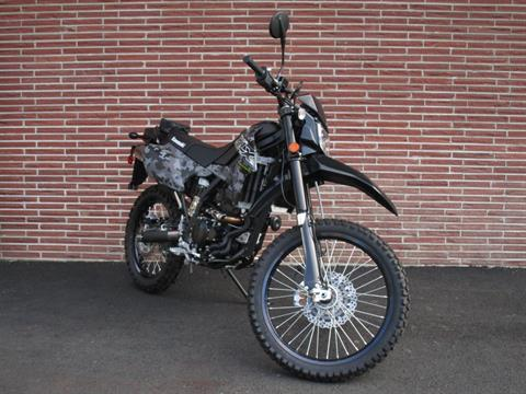 2019 Kawasaki KLX 250 Camo in Bellevue, Washington - Photo 2