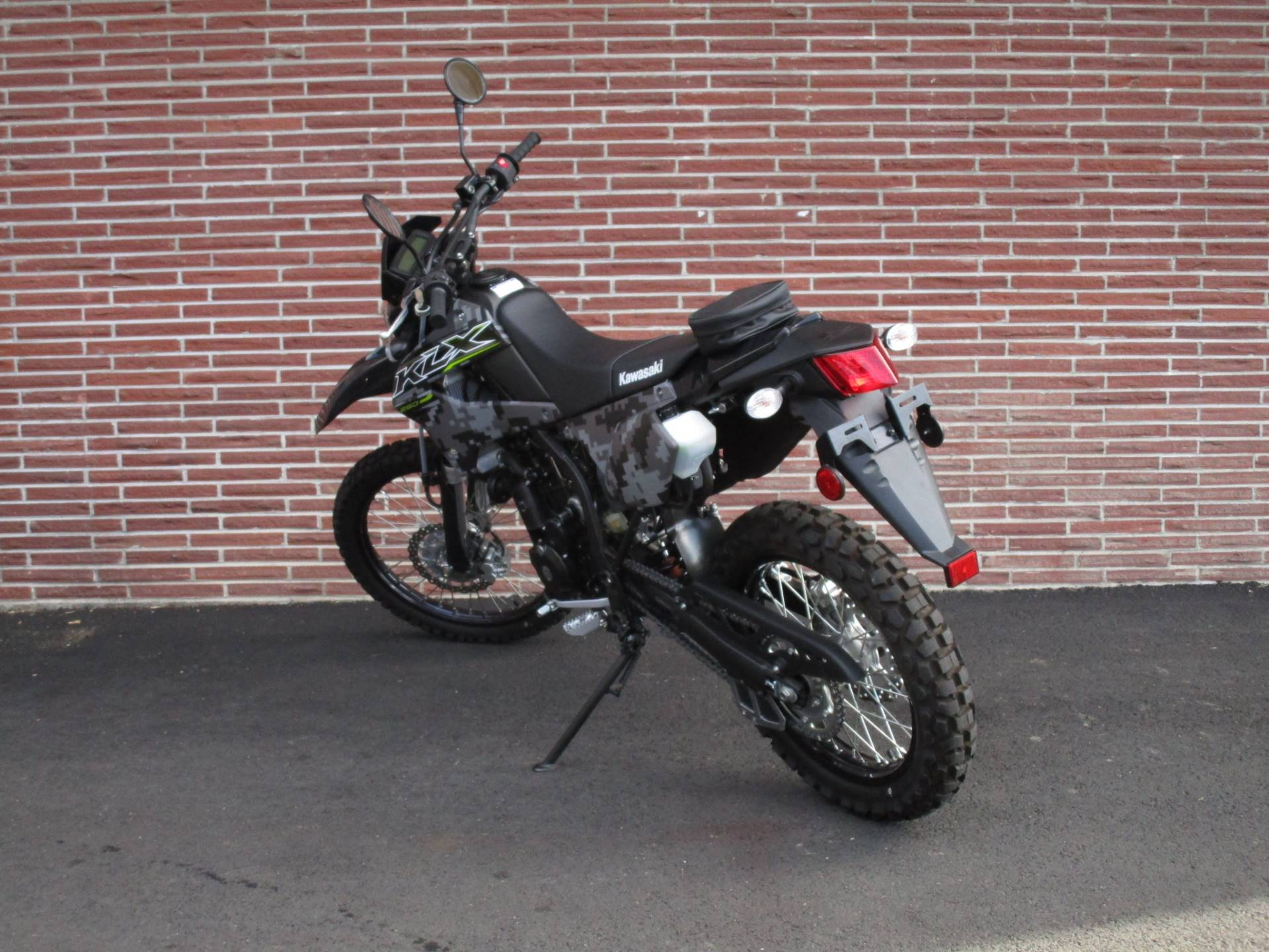 2019 Kawasaki KLX 250 Camo in Bellevue, Washington - Photo 6