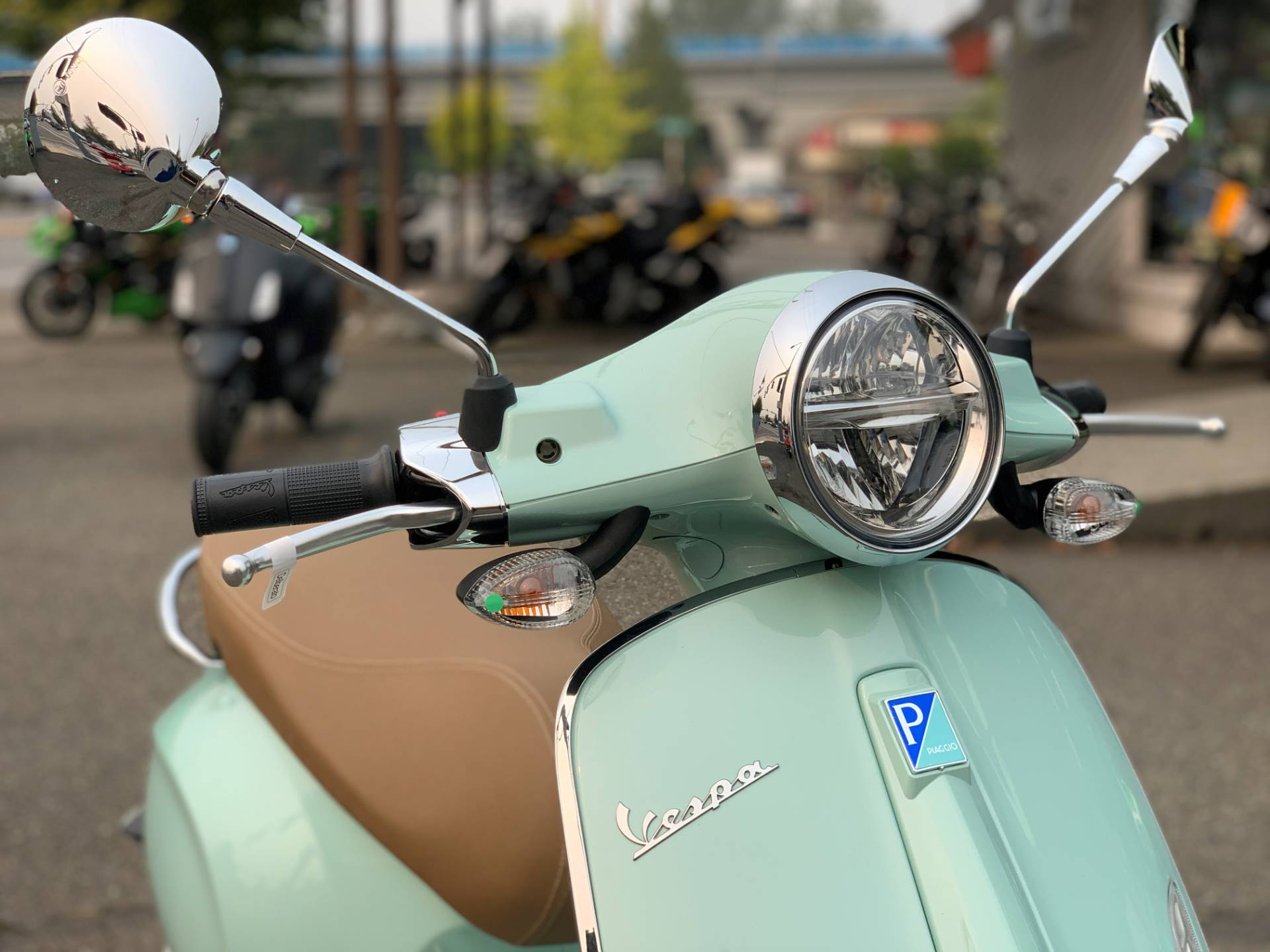 2020 Vespa Primavera 150 in Bellevue, Washington - Photo 2
