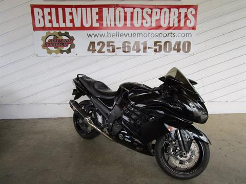 2012 Kawasaki Ninja® ZX™-14R in Bellevue, Washington