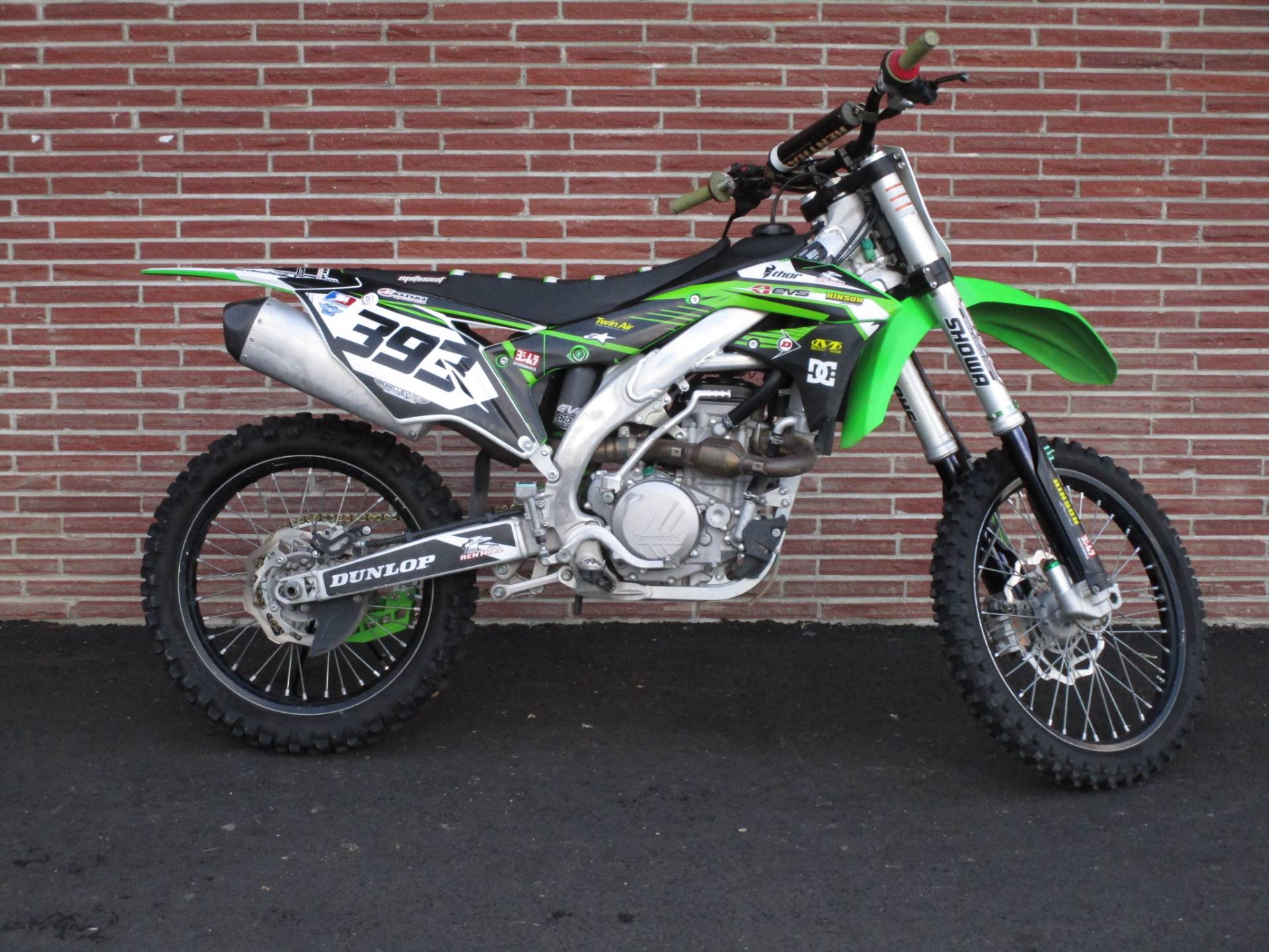 2016 Kawasaki KX450F in Bellevue, Washington - Photo 1