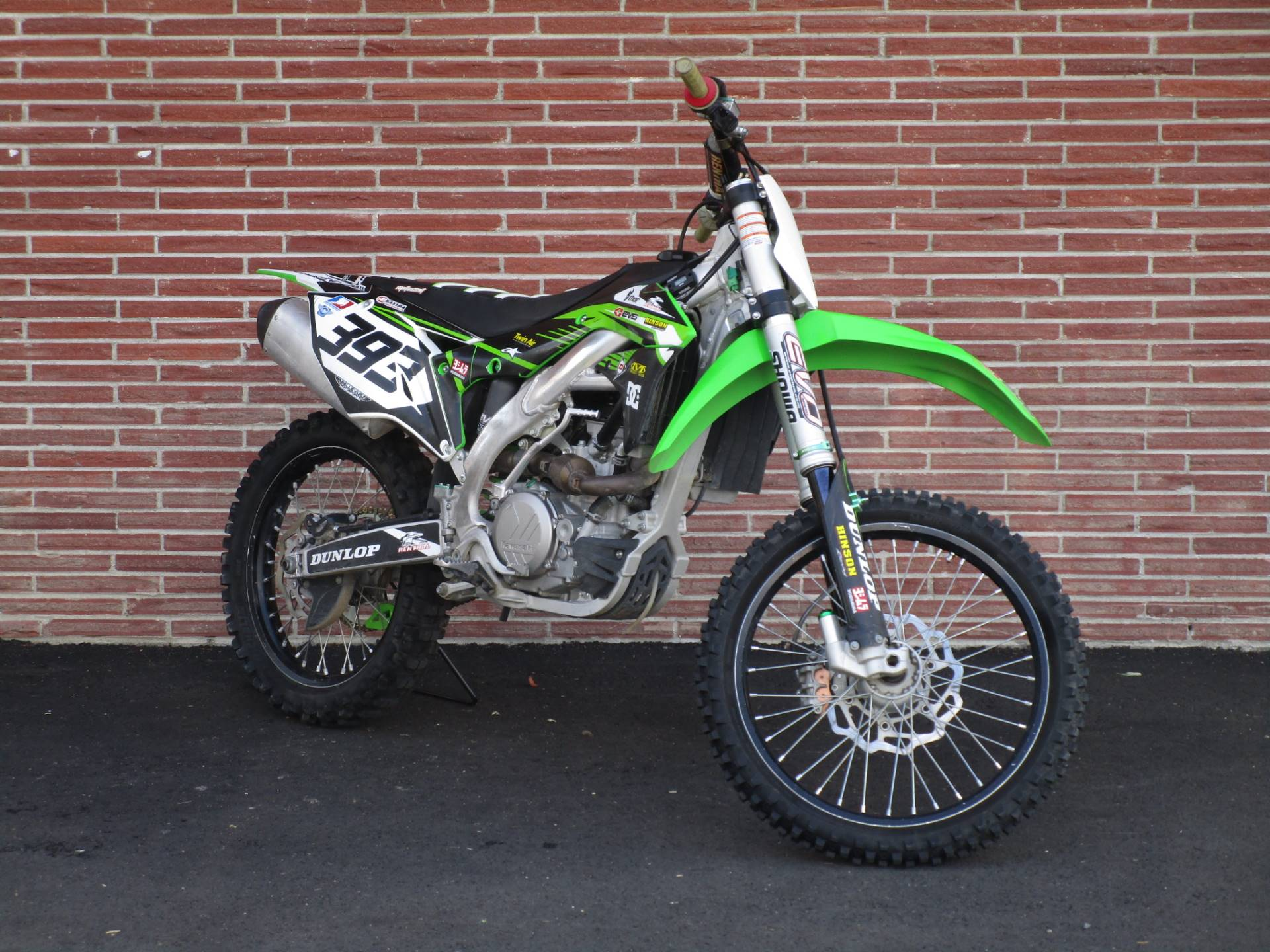2016 Kawasaki KX450F in Bellevue, Washington - Photo 2