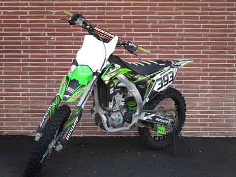2016 Kawasaki KX450F in Bellevue, Washington - Photo 3