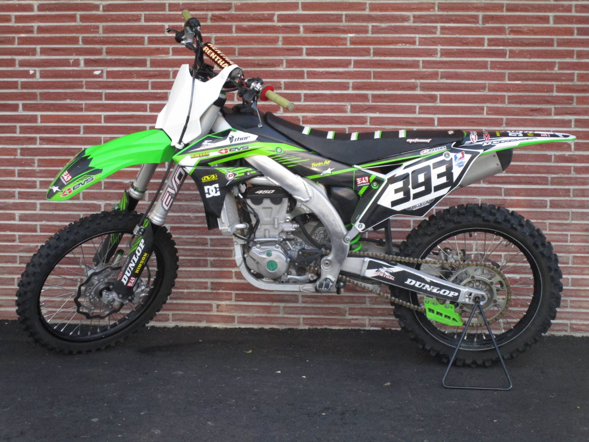 2016 Kawasaki KX450F in Bellevue, Washington - Photo 4